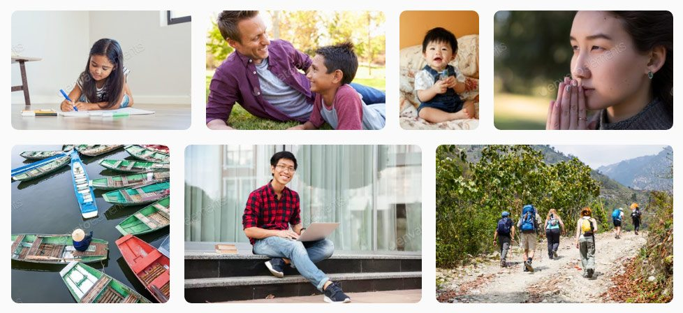 Asian Stock Photo Resources