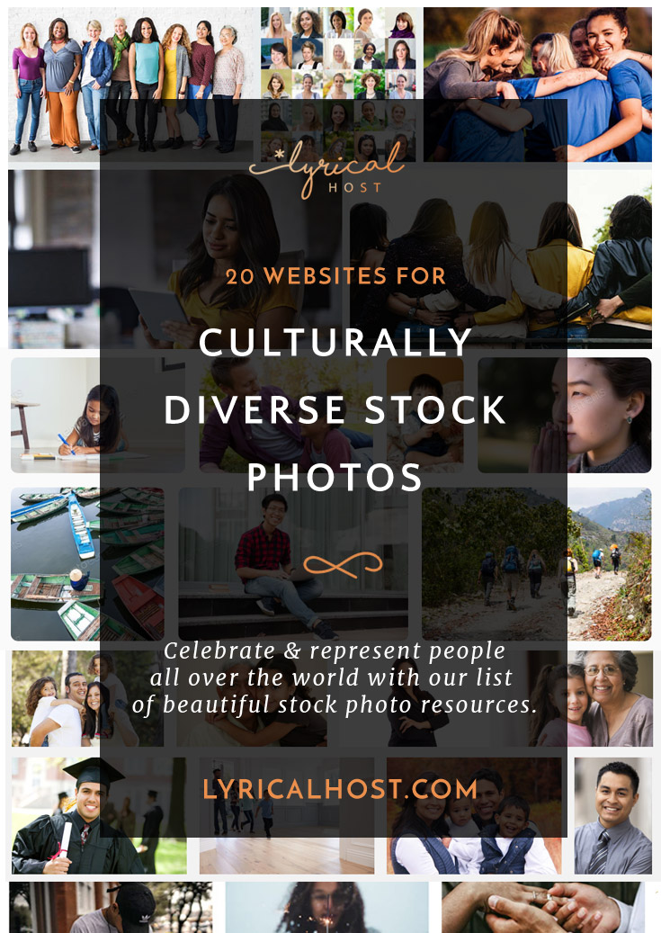 20 Culturally Diverse Stock Photo Websites