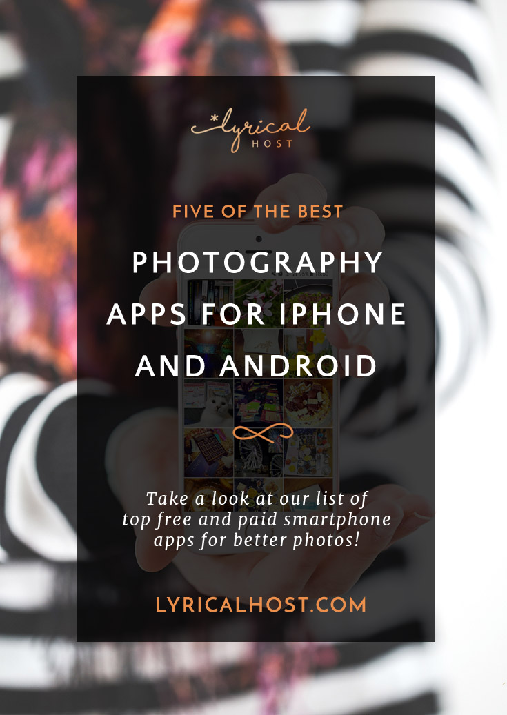 Top Photography Apps for iPhone and Android