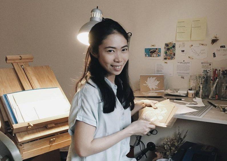 Yang of Paperhugger Studio