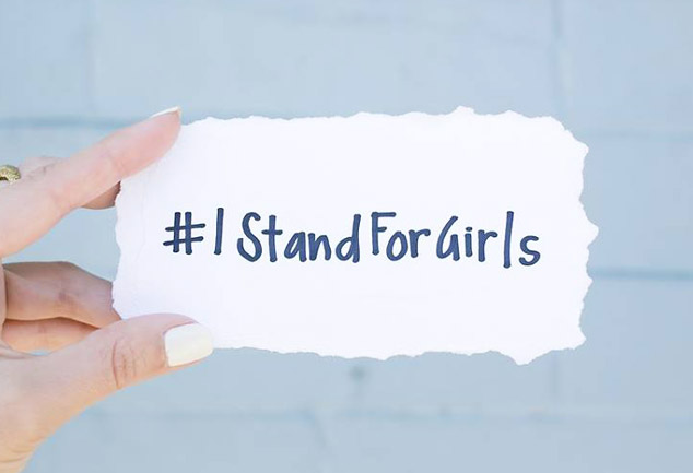 I Stand For Girls Campaign